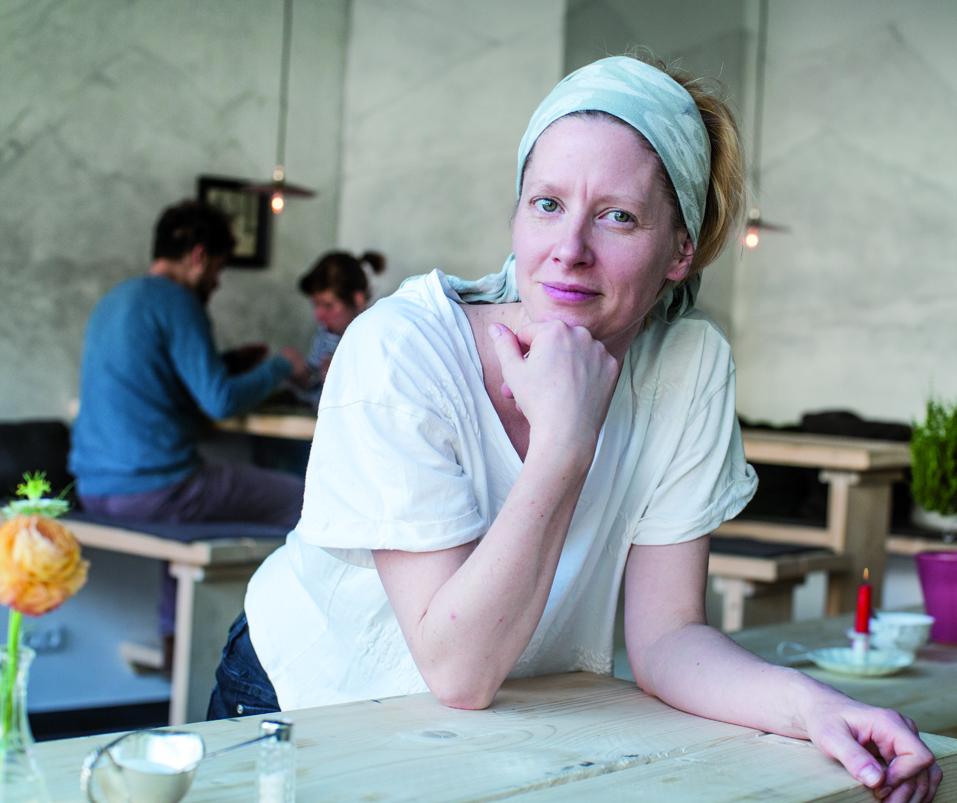 Marend: Tiroler Küche –Portrait der Besitzerin