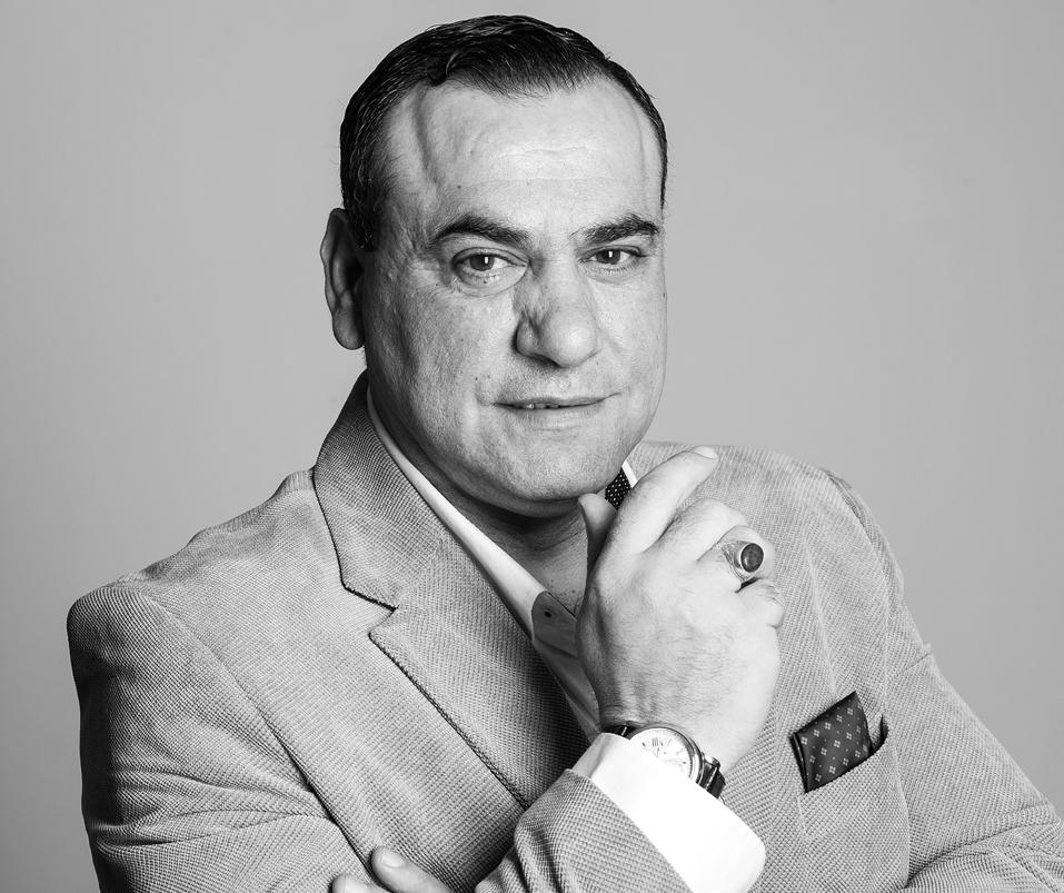 Portrait-Photographie von Karim Iraki, Nienburg